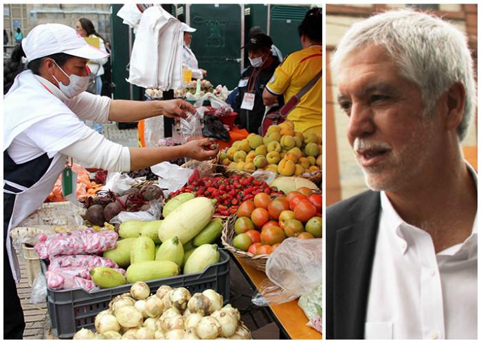 ¿Peñalosa acabará con los mercados campesinos?