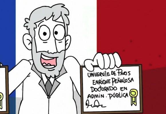 En video: las 18 veces que Peñalosa mintió sobre su doctorado