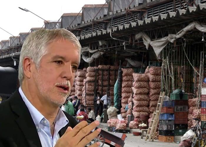 Peñalosa dejaría sin trabajo a más de 50 mil personas en Corabastos