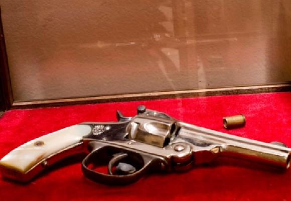 El revolver chiviado que mató a Gaitán