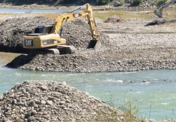 Los cartagüeños amenazados de silicosis por la arena de las minas
