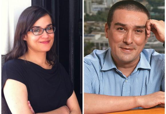 El agarrón de Carolina Sanín y Matador en la Feria del Libro