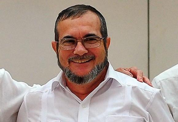 Timochenko condena el secuestro de Salud Hernández-Mora por el ELN