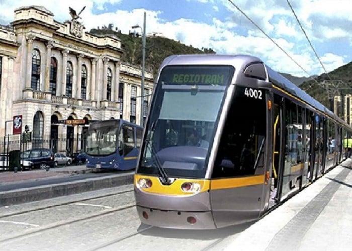 La importancia de un tren de cercanías en Bogotá
