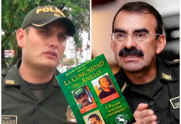 La batalla perdida del General Rodolfo Palomino con el libro que revuelca su pasado