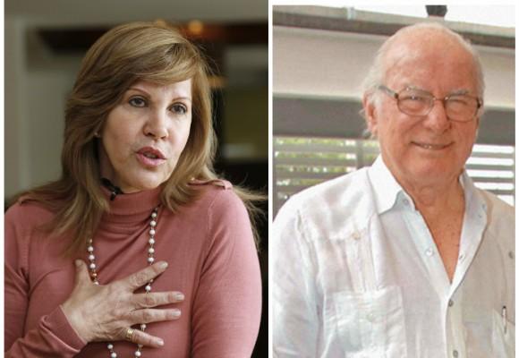 Los asesores a la sombra de Dilian Francisca Toro