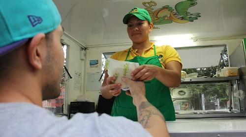 Los food trucks se toma a Cali