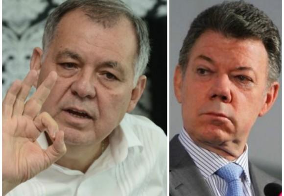 La beligerante carta del Procurador a Santos (y a Timochenko)