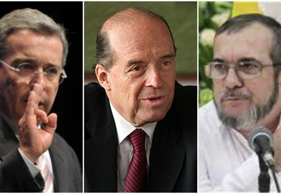Álvaro Uribe estaría dispuesto a sentarse con Timochenko