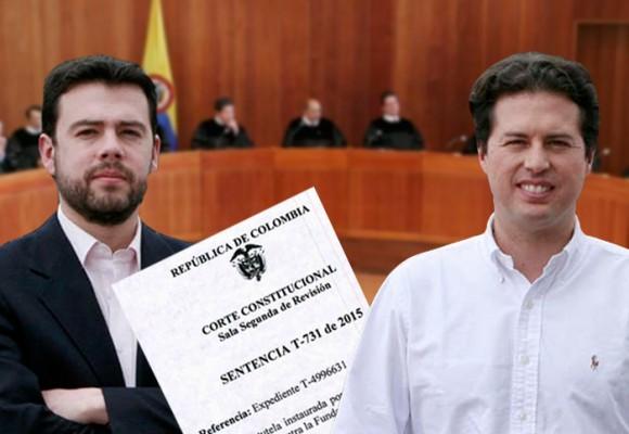 """""""Los contratos de la Escuela Para la Democracia Galán"""": la Corte le da la razón a Las2Orillas"""
