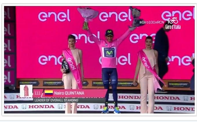 ¿Por qué Nairo Quintana gana todo lo que corre?