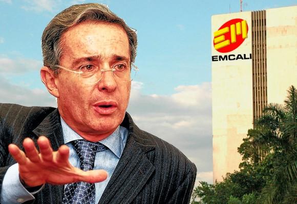 La hecatombe de Emcali: Álvaro Uribe gran responsable
