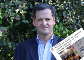 El polémico trino de la oficina de Sergio Jaramillo sobre la masacre de Bojayá