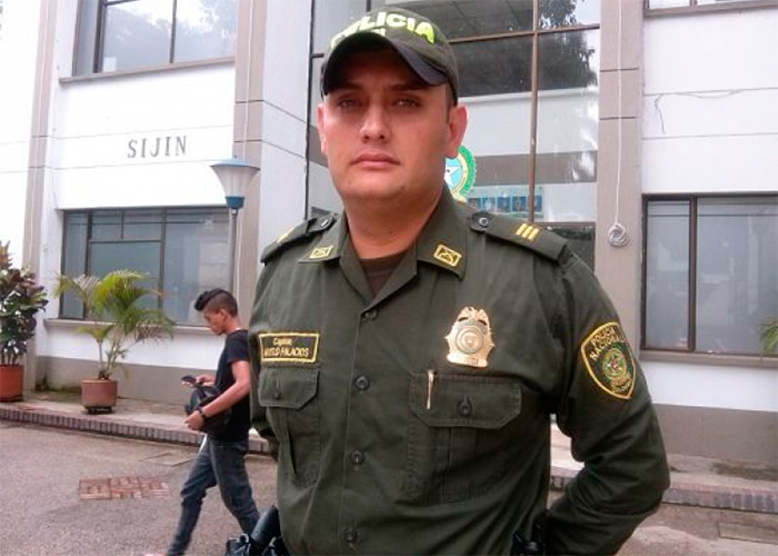 La desgracia del capitán Ányelo Palacios por abrir la boca