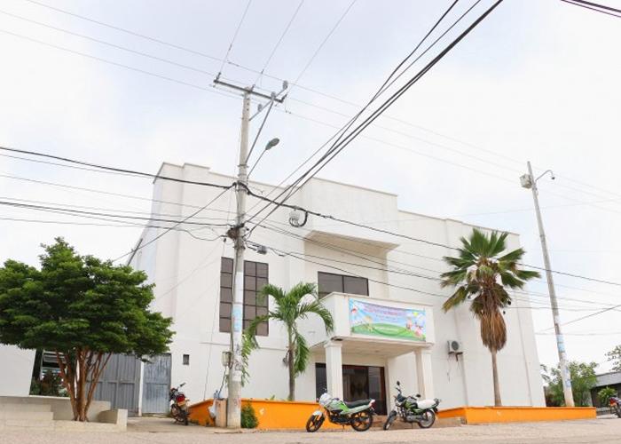 San Andrés de Sotavento: un municipio con una biblioteca pública admirable