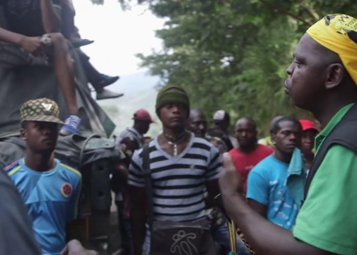 41 comunidades afro del Cauca fueron escuchadas