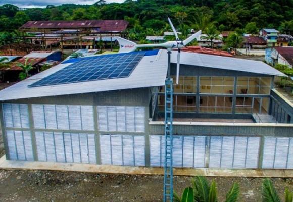 El Chocó estrena centro de energía renovable: el más moderno del país