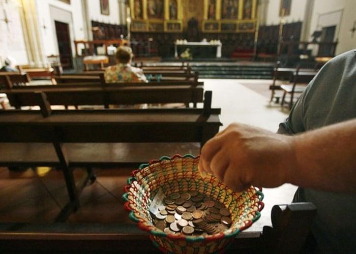 Es injusto que las iglesias en Colombia no paguen impuestos