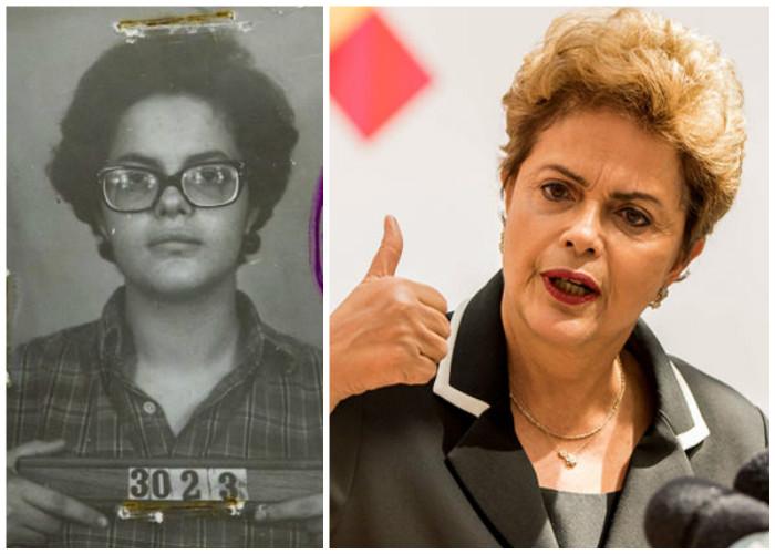 Cuando Dilma Rousseff era guerrillera
