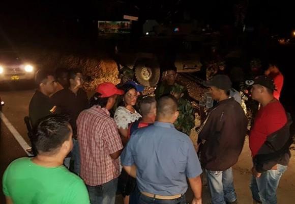 La sísmica se hace a la fuerza en el Caquetá