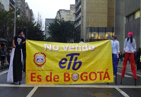 Participación ciudadana por agenda social en Bogotá
