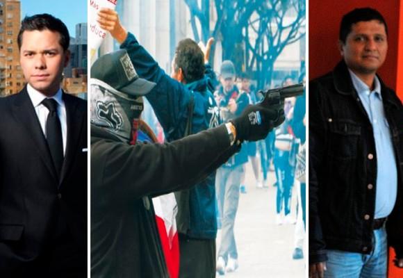 El caso de Fabián Vargas: ¿un montaje para sabotear la marcha del 1 de mayo?
