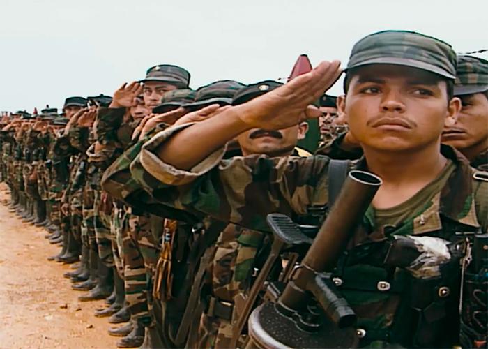 Primeras imágenes del documental que presentará Univisión sobre el proceso de paz