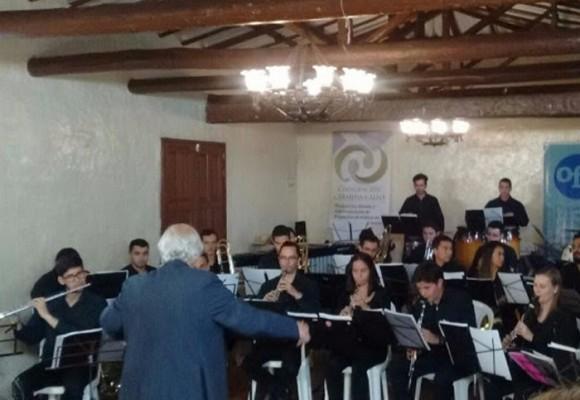 Filarmónica de Bogotá da concierto en el Concejo por la construcción de una sede nueva