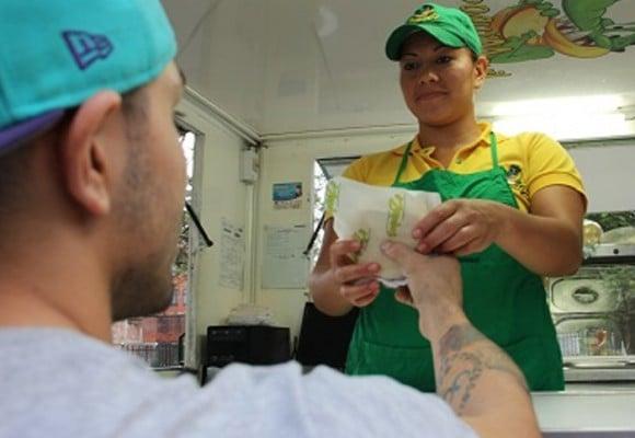 Los food trucks se toman Cali
