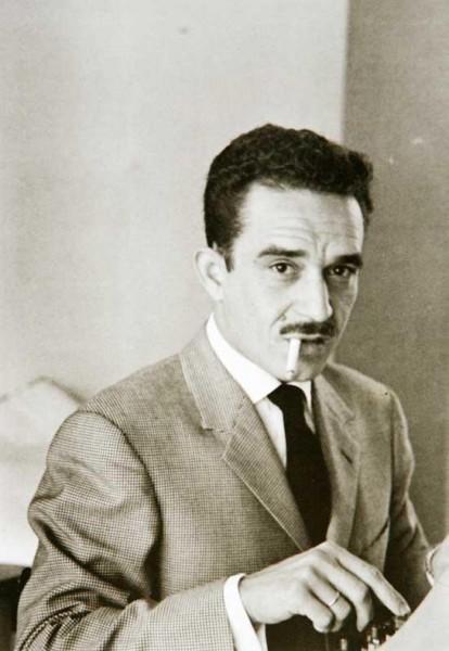 Cuando Gabriel García Márquez trabajaba como periodista en El Espectador