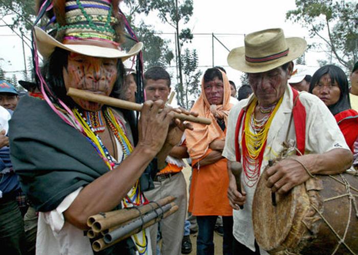 Pueblos indígenas del Cauca hablan sobre el fin del conflicto armado