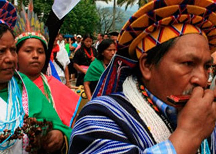 Comunidad indígena no permitirá inicio de expedición botánica Colombia Bio