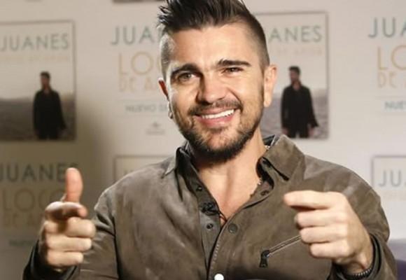 Juanes convoca a jóvenes cantantes, escritores y artistas visuales