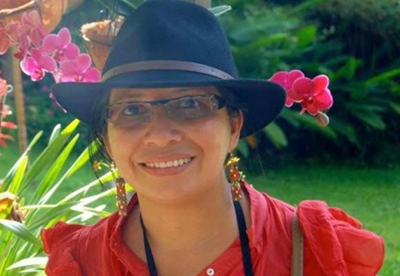 Luz Perly Córdoba: liderazgo femenino del movimiento agrario