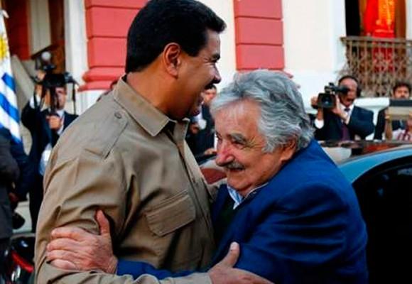 """En video: """"Maduro está loco como una cabra"""", Pepe Mujica"""