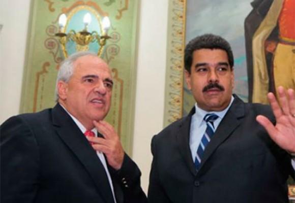 S.O.S de Nicolás Maduro a Ernesto Samper para abrazarse a la Presidencia