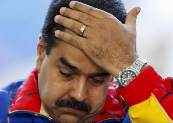 """""""Amaneció de golpe"""": Golpe judicial en Venezuela"""