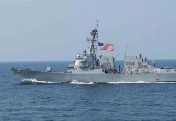 Las tensiones militares en el mar del sur de China