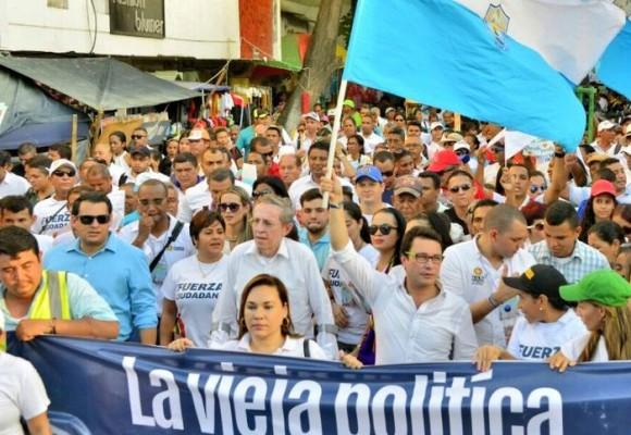 Las marchas en Santa Marta son una manipulación del poder