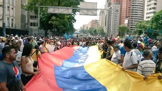 marchas-venezuela