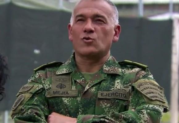 La valentía del coronel Hernán Mejía Gutiérrez