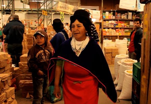 Silvia, un mercado de cinco siglos