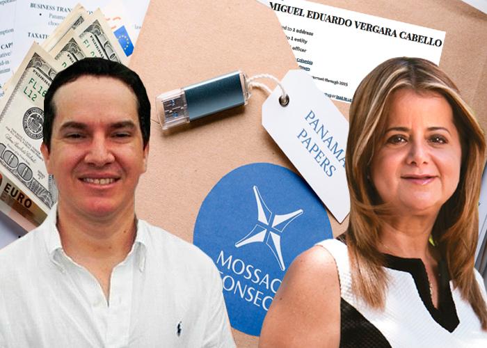 ¿Qué hace Miguel Vergara, la mano derecha de Elsa Noguera, en los Panamá Papers?