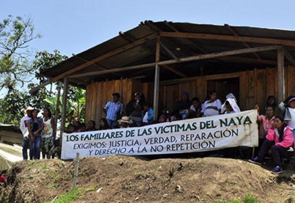 El Naya: epicentro para hablar de la paz en Colombia