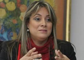 Tatiana Orozco de salida del Departamento de Prosperidad Social