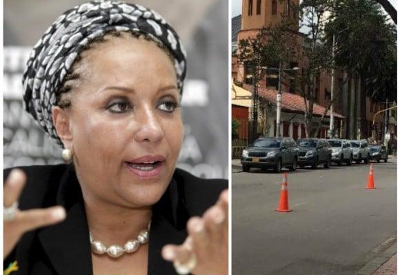 Piedad Córdoba y los abusos de su equema de seguridad