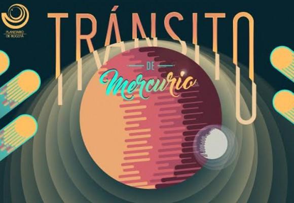 El Tránsito de Mercurio podrá verse desde el Planetario de Bogotá