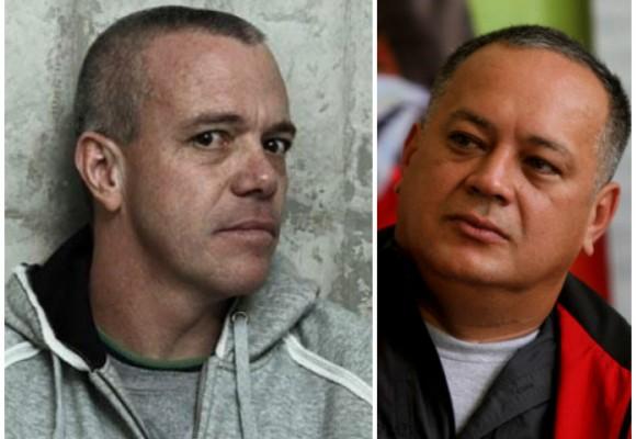 """Popeye a Diosdado Cabello: """"Usted es un bandido narcotraficante"""""""