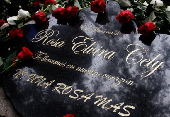Bogotá empaló la memoria de Rosa Elvira Cely