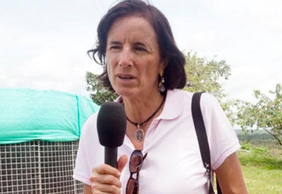 La periodista Salud Hernández-Mora secuestrada en El Catatumbo